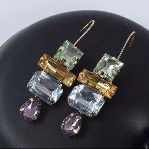 Zara Crystal drop Earrings